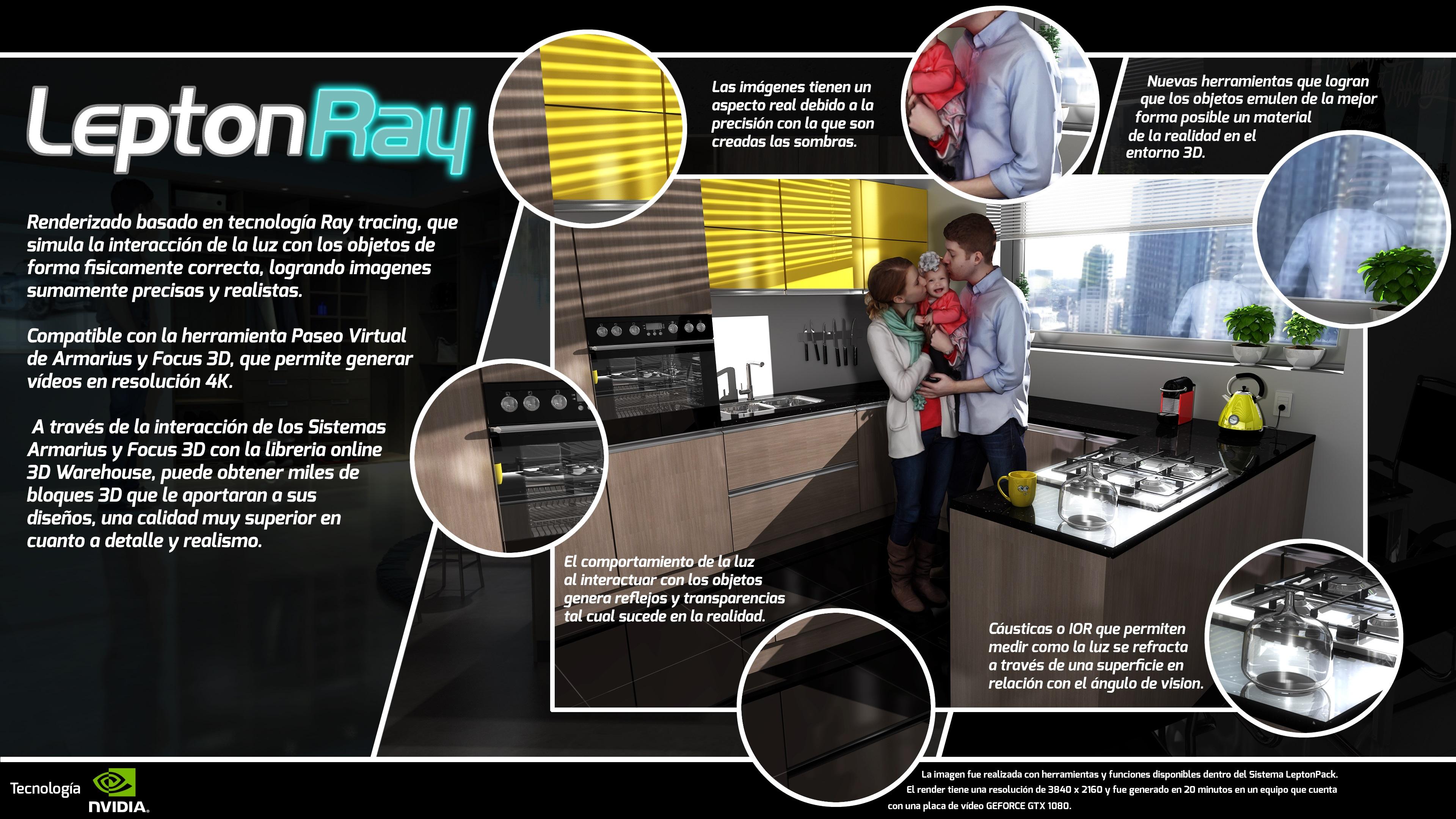 Lepton Sistemas - Programas para diseño de cocinas, armarios ...